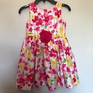 Youngland floral dress